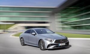 Mercedes-AMG CLS 53 4MATIC+ (BR 257), 2021Mercedes-AMG CLS 53 4MATIC+ (BR 257), 2021