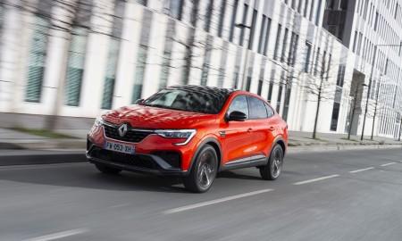5-2021 - Essais presse Renault ARKANA - Orange Valencia